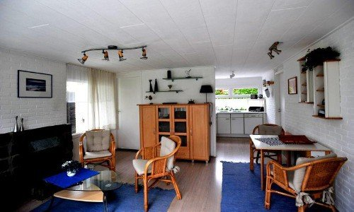 Woonkamer 4 Persoonsbungalow